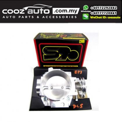 Mitsubishi EVO 1 2 3 4G63T   Super 90 (S90) PRO Throttle Body (70mm)