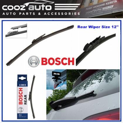 "Bosch A280H Specific Fit Flat Rear Screen WindScreen Wiper Blade 11"" (280mm)"