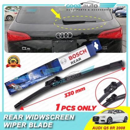 "AUDI Q5 2009-2013 Bosch Rear Windscreen Flat Wiper Blade 13"" (330mm)"