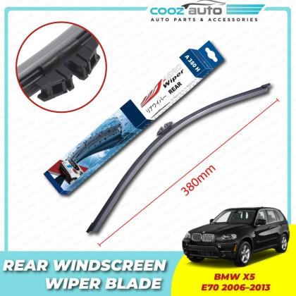 "BMW X5 E70 2007-2013 SUV Bosch Rear Windscreen Flat Wiper Blade 15"" (380mm)"
