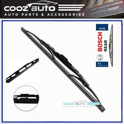 """Audi S4 Avant 2004-2008 Bosch Specific Fit Rear Windscreen Flat Wiper Blade 14"""" (340mm)"""
