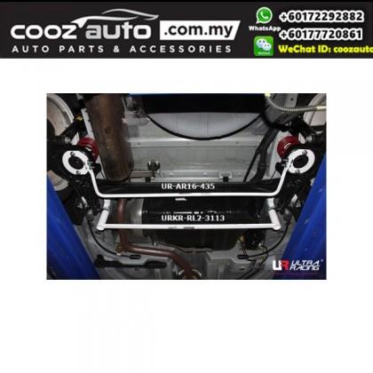 Chevrolet Sonic T300 1.4 2011 (16mm) Ultra Racing Rear Anti-Roll Stabilizer Bar