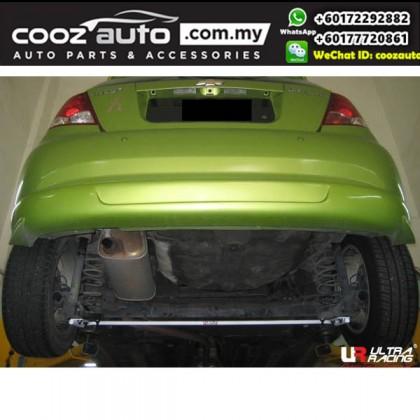 Chevrolet Aveo T250 1.5 2005 (19mm) Ultra Racing Rear Anti-Roll Stabilizer Bar