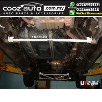 Kia Carnival 2.5 Ultra Racing Rear Lower Bar / Ultra Racing Rear Member Brace (2 Points)