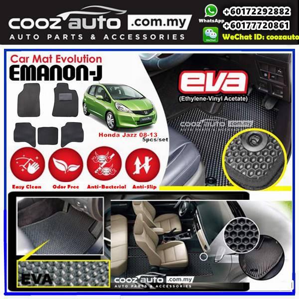 Honda Jazz 2008 2013 Emanon J Eva Customized Odor Free