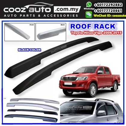 Toyota Hilux Vigo 2006-2015 Roof Luggage Rack Roof Rail Bar