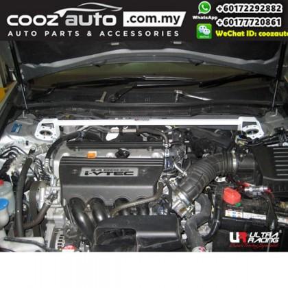 Honda Accord 2.0 2008 Ultra Racing Front Strut Bar / Front Tower Bar (2 Points)