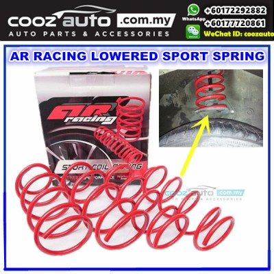 CHEVROLET AVEO 2003 AR Racing Lowered Sport Coil Spring