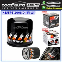 Nissan Juke 1.6 2011 - 2017 K&N PS-1008 Pro Series Oil Filter