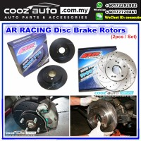 Nissan Sylphy 2.0 2005-2012 - FRONT AR Racing Performance Disc Brake Rotor