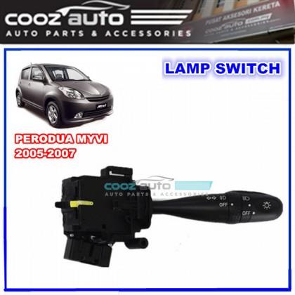 Perodua Myvi 2005 - 2007 Turn Signal Fog Light Head Lamp Headlight Switch Lever