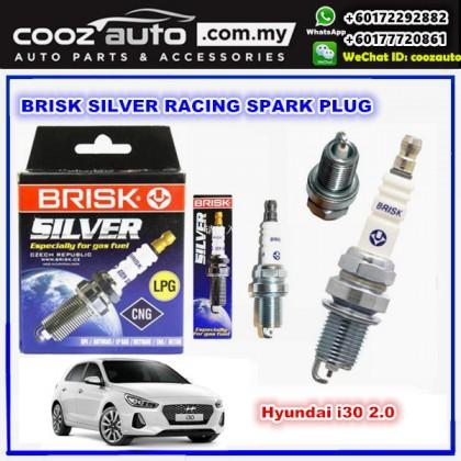 Honda Civic 1.6 1992 - 1995 Brisk Silver Racing Spark Plug