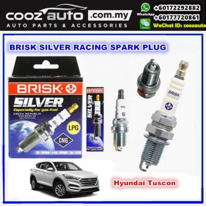 Honda Civic 1.5 1992 - 1995 Brisk Silver Racing Spark Plug