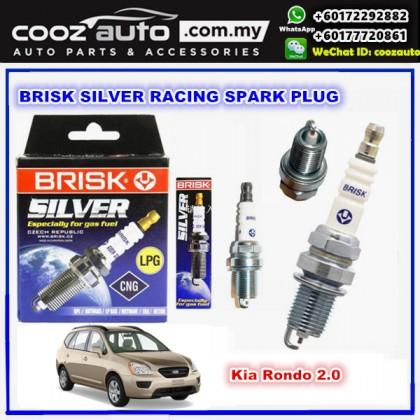 Honda City 1.3 1997 - 1999 Brisk Silver Racing Spark Plug