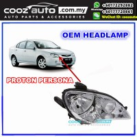 Proton Persona 2007-2009 Front Right Driver Side HeadLamp Head Lamp (WHITE FACE)