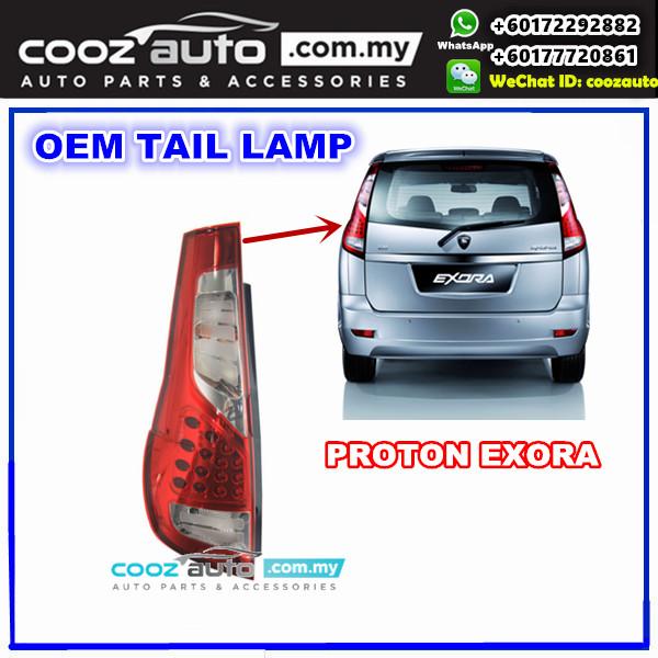 Proton Exora Rear Right Driver Side TailLight TailLamp Tail Lamp Lampu Belakang