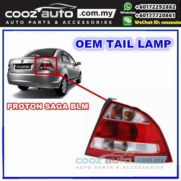 Proton Saga BLM Rear Left & Right Side TailLight TailLamp Tail Lamp