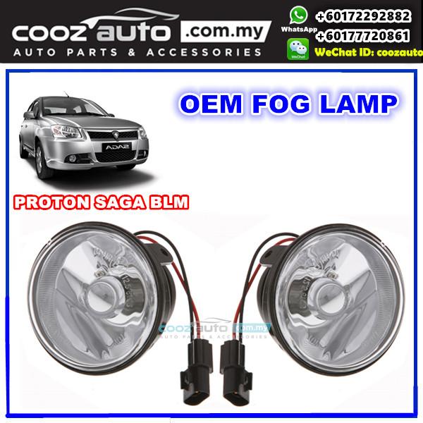 Side light Foglamp BLM Front Proton Saga LeftRight Fog Fog lamp nN8wOPk0ZX