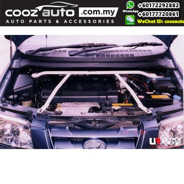 Hyundai Matrix Ultra Racing Front Strut Bar / Front Tower Bar (4 Points)