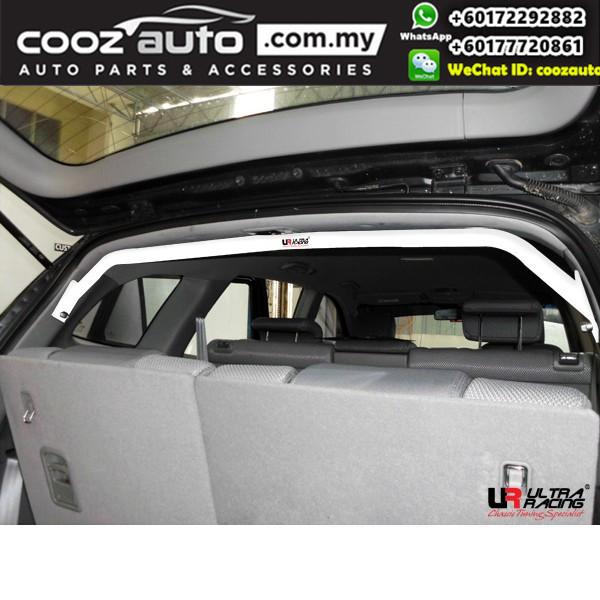 Hyundai Santa FE CM 2.0D 2WD 2010 Ultra Racing Rear Upper Bar C Pillar Bar 2 Pts