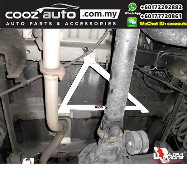 Hyundai Starex 2.5D 2007 Ultra Racing Rear Lower Bar Member Brace (3 Points)