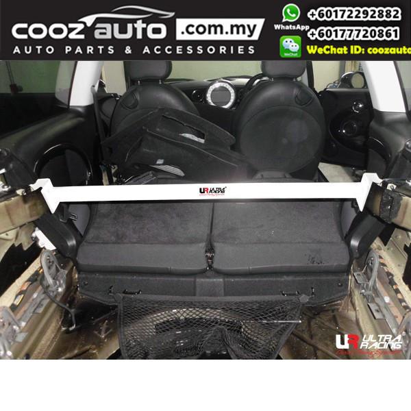 Mini Clubman 1.6T 2008 Ultra Racing Rear Strut Bar / Rear Tower Bar (2 Points)