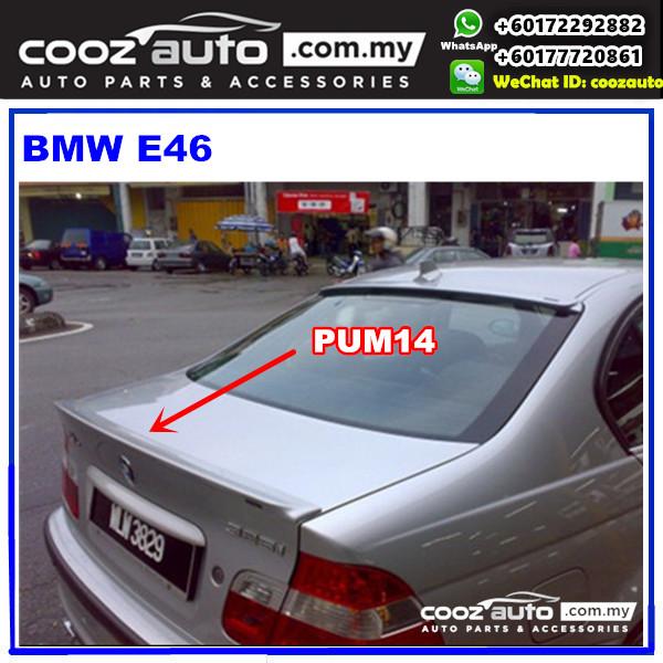 BMW E46 2000 - 2005 Spoiler (AC) PUM14