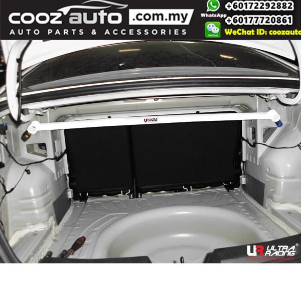 Chevrolet Sonic T300 1.4 Sedan 2011 Ultra Racing Rear Strut Bar Tower Bar (2 PT)