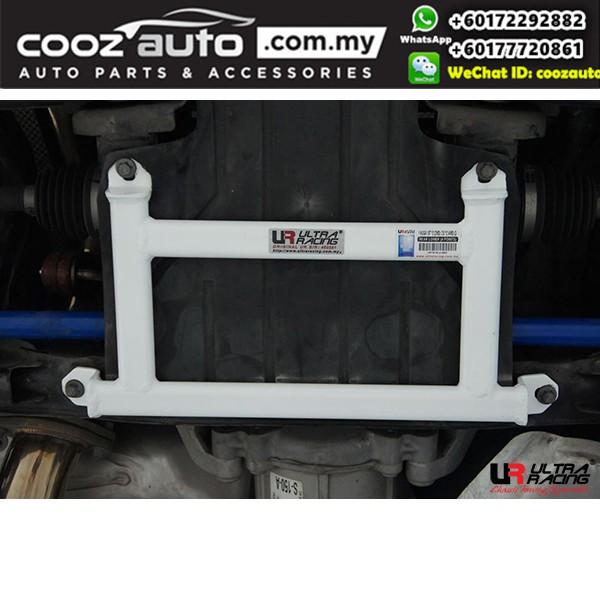 Ford Escape 2.0 Diesel 4WD 2012 Ultra Racing Rear Lower Bar Member Brace (4 PT)