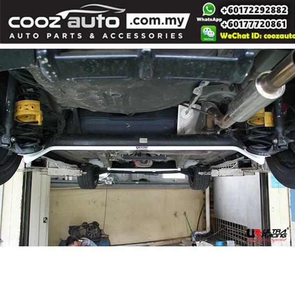 Ford Fiesta MK7 1.6 2008 (19mm) Ultra Racing Rear Anti-Roll Sway Stabilizer Bar