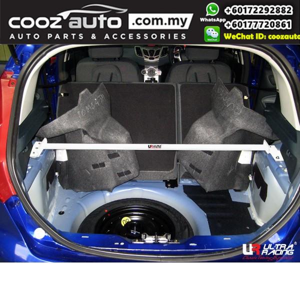 Ford Fiesta S MK7 1.0 Turbo 2WD 2014 Ultra Racing Rear Strut Tower Bar (2 Point)