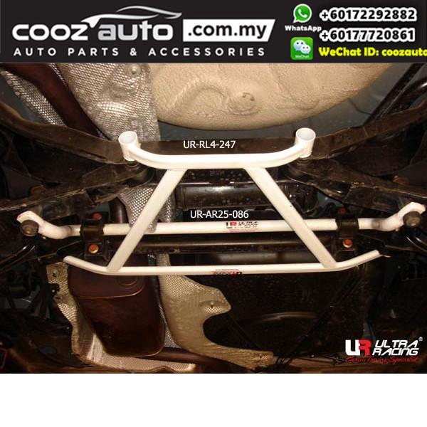 Ford Focus MK2 1.8 Zetec Engine Ultra Racing Rear Anti roll Sway Stabilizer Bar