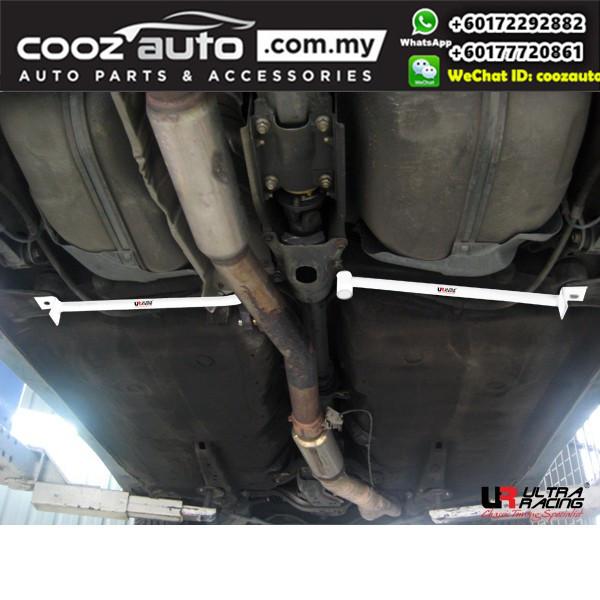 Subaru Impreza GC8 V4 Ultra Racing Rear Lower Bar Rear Member Brace (4 Points)