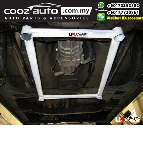 Isuzu DMax 2.5D 2002-2010 Auto Facelift Ultra Racing Front Lower Bar (4 Points)