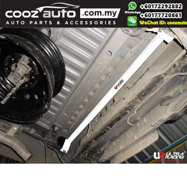 Isuzu DMax 2.5D 2011 2ND GEN Ultra Racing REAR TORSION BAR FRAME BRACE (2 Points