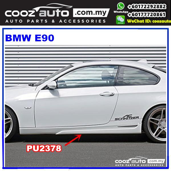 BMW E90 2005 - 2007 Side Skirt (AC) PU2378