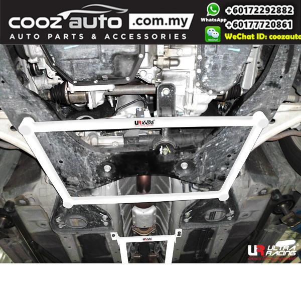 Nissan Cefiro Teana J32 2.5 2008 Ultra Racing Front Lower Bar Brace (4 Points)