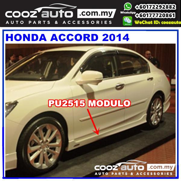 Honda Accord 2014 Side Skirt (Modulo) PU2515