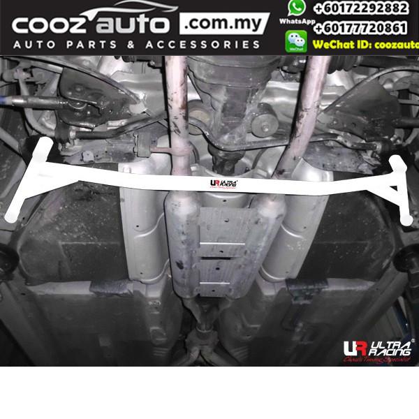 Nissan Skyline V35 2.5 2001 Ultra Racing Rear Lower Bar Member Brace (4 Points)
