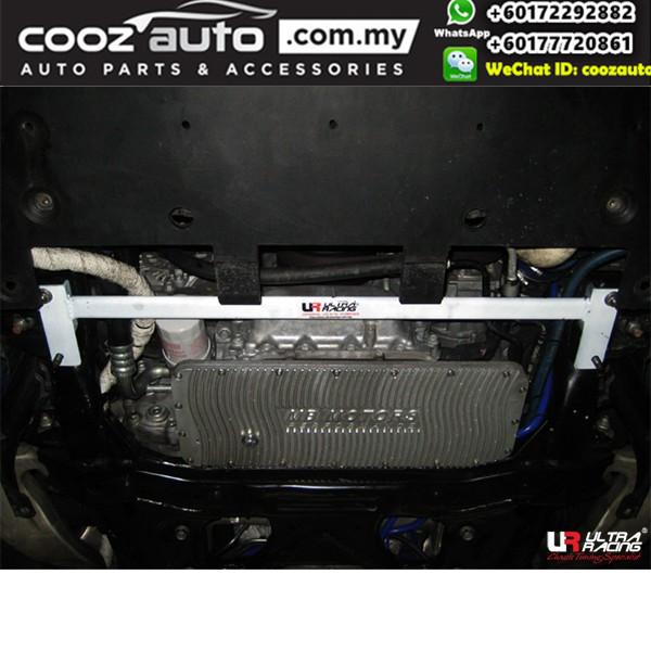 Nissan Skyline GTR R35 3.8TT 4WD 2007 Ultra Racing Front Lower Bar (2 Points)