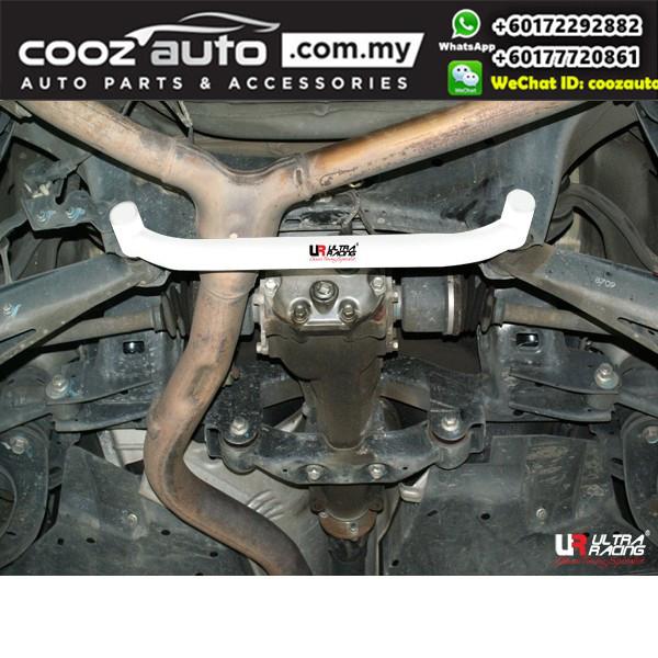 Subaru Forester SH 2 5 NA 2012 Ultra Racing Rear Lower Bar (2 Points)
