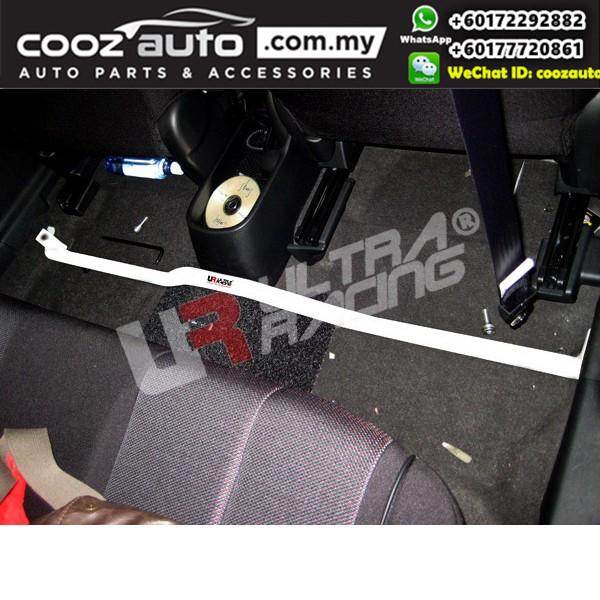 Mazda 2 DE Sedan 1 5 2007 Ultra Racing Room Bar / Rear Cross Bar (2