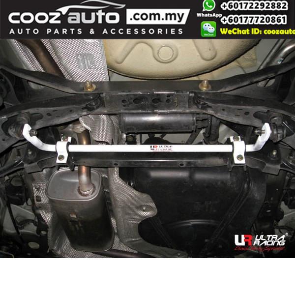 Mazda 3 BK 1.6 2WD 2005 23mm Ultra Racing Rear Anti roll Bar Sway Stabilizer Bar