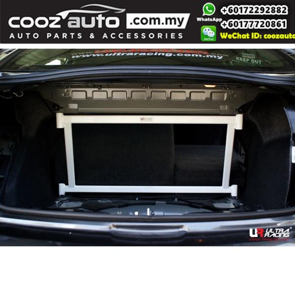 Mazda 3 BL 2009 Ultra Racing Rear Strut Bar / Rear Tower Bar (4 Points)