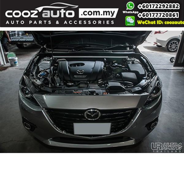Mazda 3 BM Hatchback 2WD 2.0 2013 Ultra Racing Front Strut Bar Tower Bar (2 Pts)
