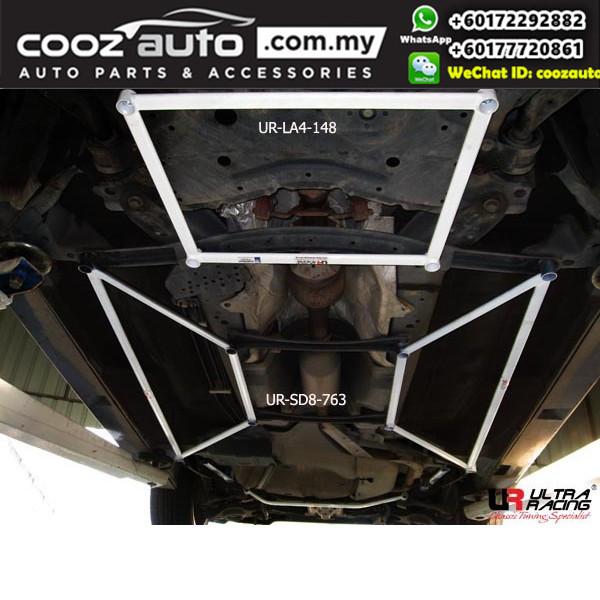 Mazda 5 CP 2000 Ultra Racing Side Lower Bar / Floor Bar (8 Points)