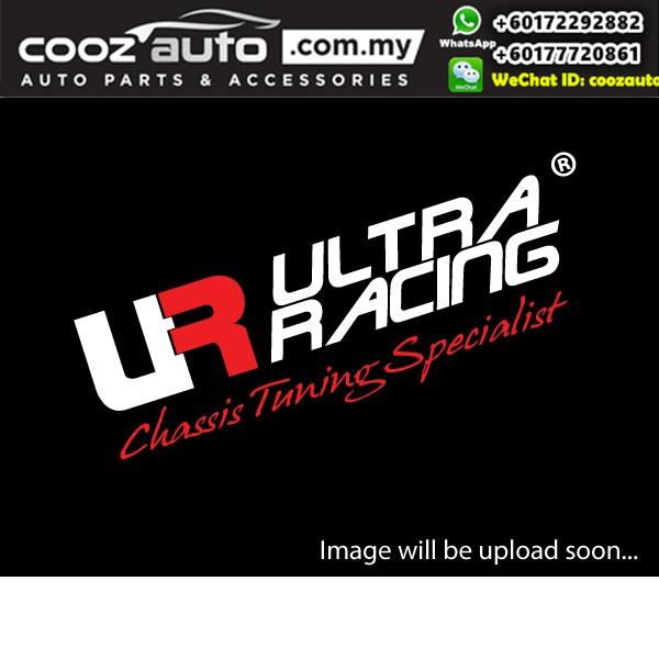 Mazda 5 2nd Gen 2.0 2WD 2005 Ultra Racing Rear Lower Bar Member Brace (4 Points)