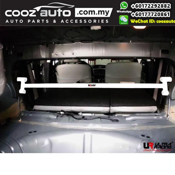 Mazda 6 GH JDM 2 5 2008 Ultra Racing Rear Strut Bar / Rear Tower Bar (2  Points)