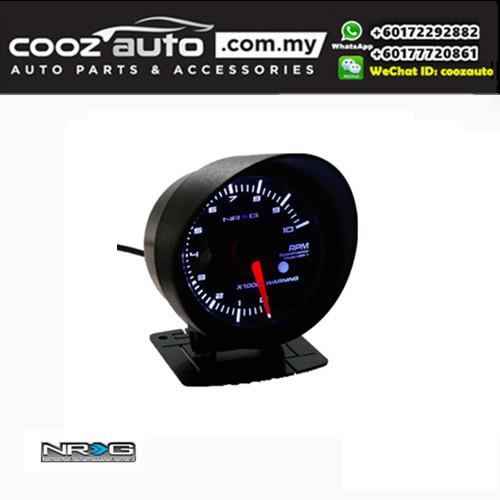 nrg meter gauges 60mm rpm meter