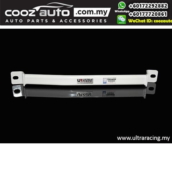 Mazda CX7 CX-7 4WD 2.3 2009 Ultra Racing Rear Lower Bar Member Brace (2 Points)